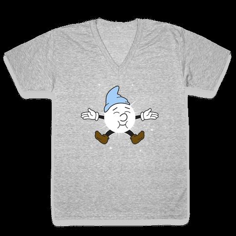 Dwarf Star V-Neck Tee Shirt