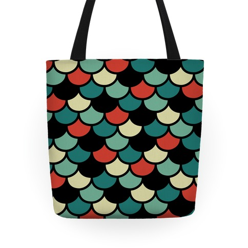 Scales Tote