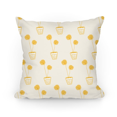 Yellow Poppy Pattern