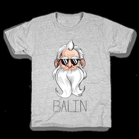 Balin be Ballin' Kids T-Shirt