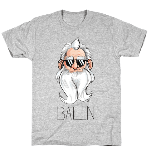 Balin be Ballin' Mens T-Shirt