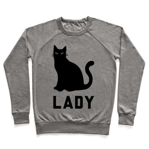 Cat Lady Pullover