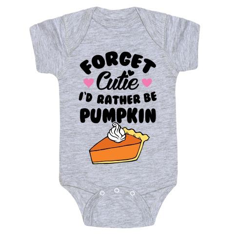 Cutie Pie Baby Onesy
