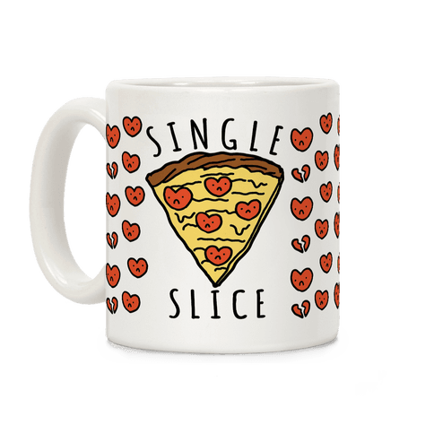 Single Slice Coffee Mug