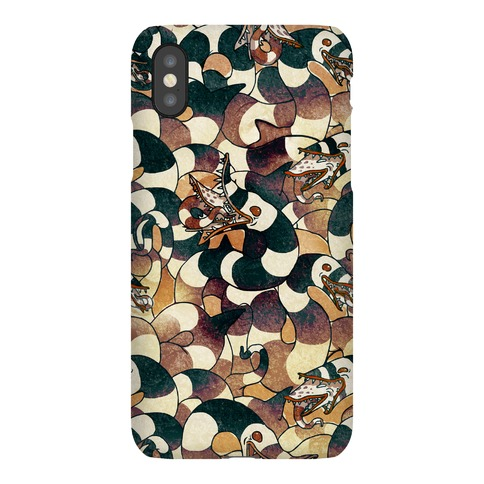 Beetlejuice Sandworm Phone Case