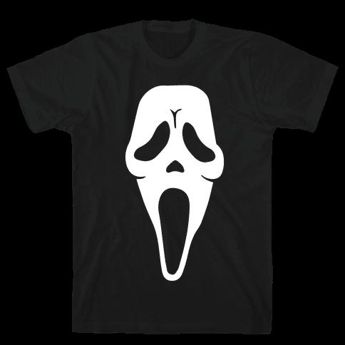 Scream Mens T-Shirt