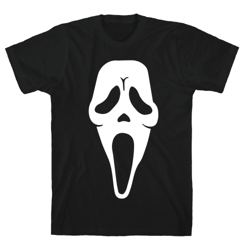 Scream Mens T-Shirt