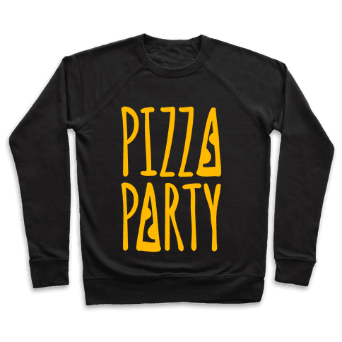 Pizza Party Pullover