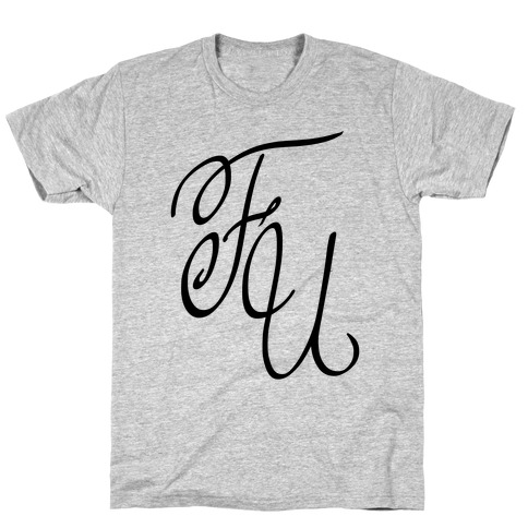 F U T-Shirt