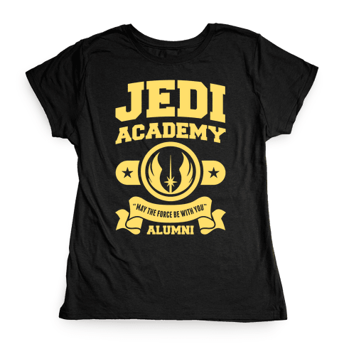 Jedi Academy Alumni Womens T-Shirt