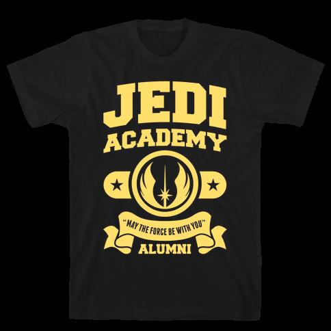 Jedi Academy Alumni Mens T-Shirt