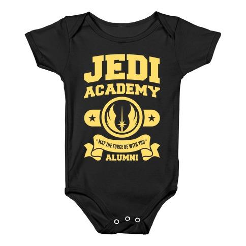 Jedi Academy Alumni Baby Onesy