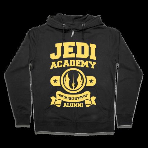 Jedi Academy Alumni Zip Hoodie