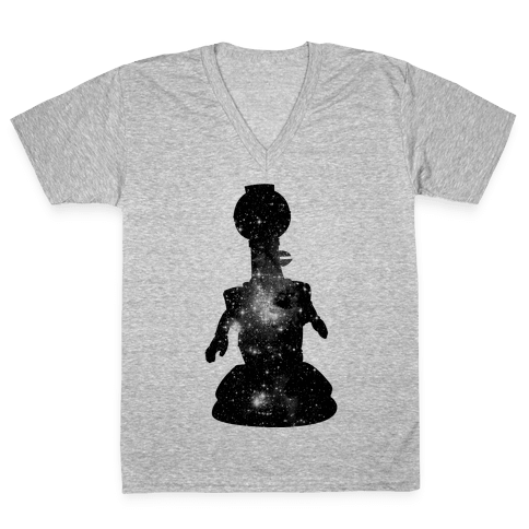 Tom Servo V-Neck Tee Shirt
