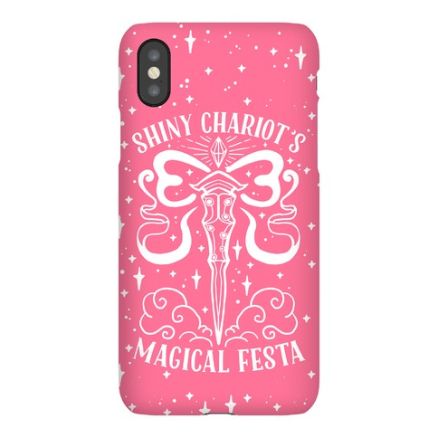 Shiny Chariot's Magical Festa Phone Case