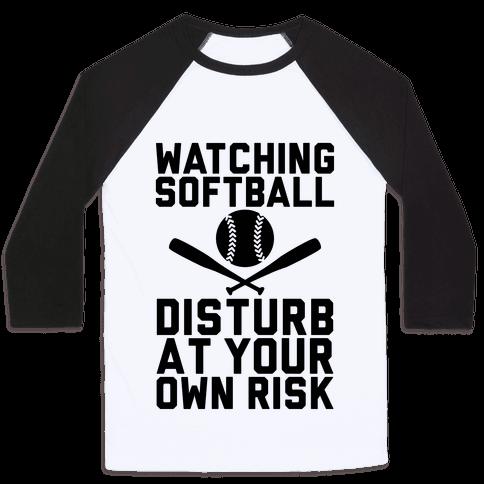 Watching Softball