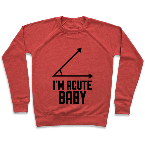 I'm Acute Baby Pullover