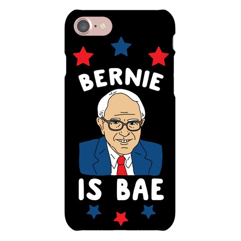 Bernie Is Bae Phone Case