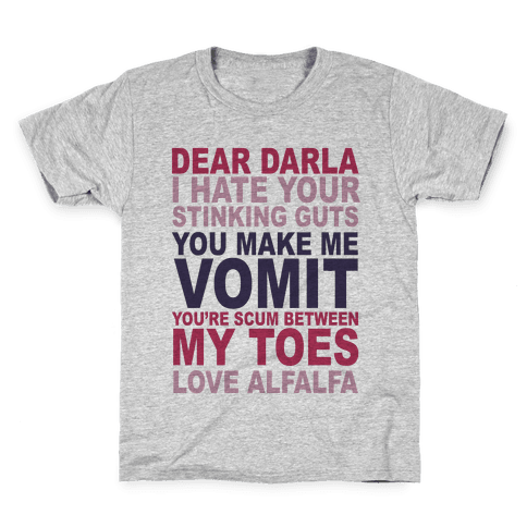 Dear Darla Kids T-Shirt