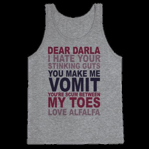 Dear Darla Tank Top