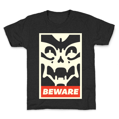 Beware Kids T-Shirt