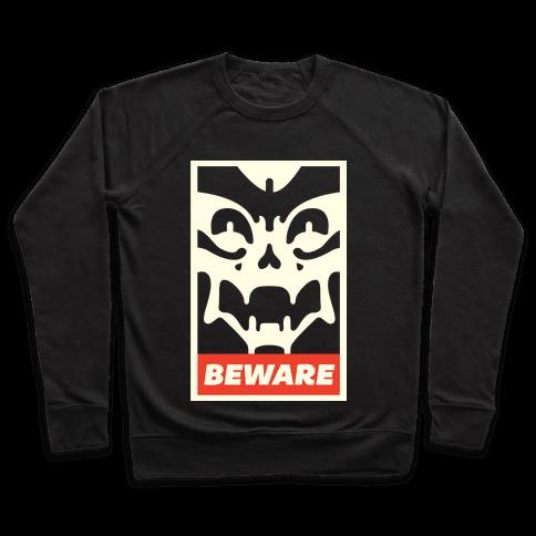 Beware Pullover
