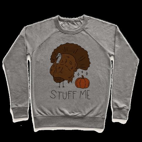 Stuff Me Pullover