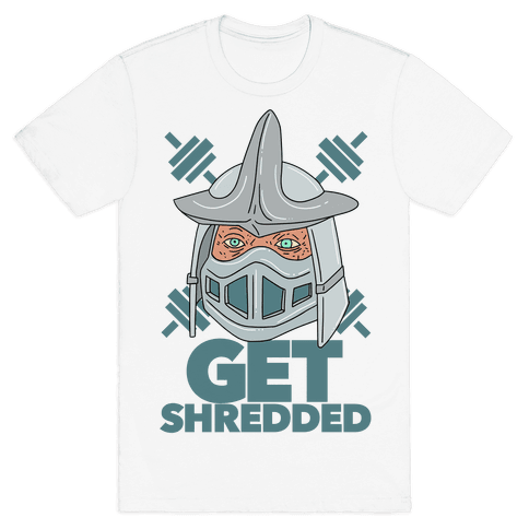 Get Shredded Mens T-Shirt