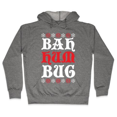 Bah Humbug Hooded Sweatshirt