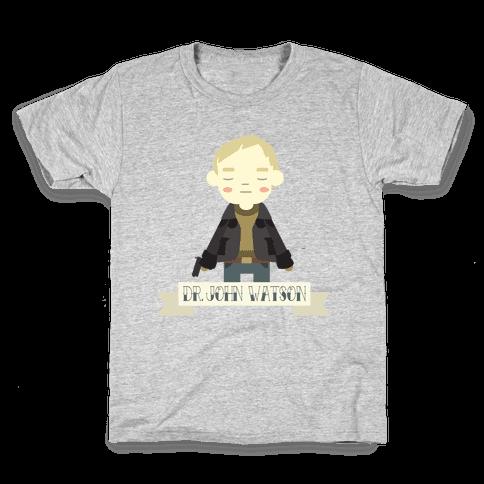 Dr. John Watson Kids T-Shirt