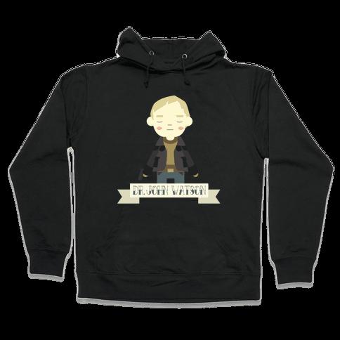 Dr. John Watson Hooded Sweatshirt