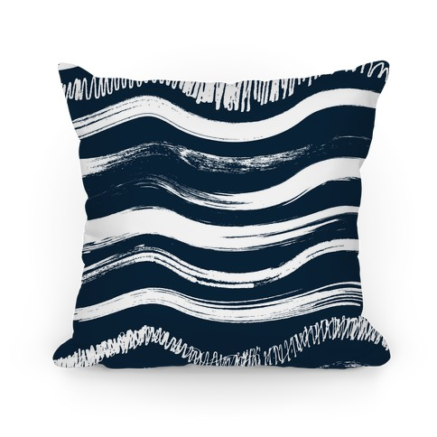 Scribble Pillow Pillow