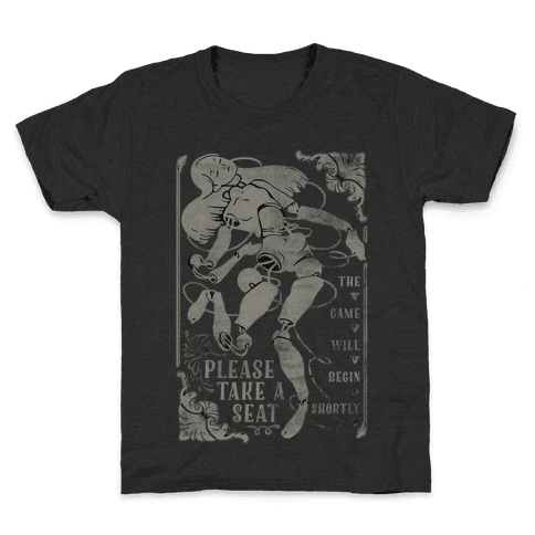 Death Parade Doll Kids T-Shirt