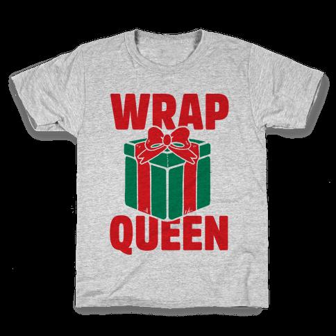 Wrap Queen Kids T-Shirt