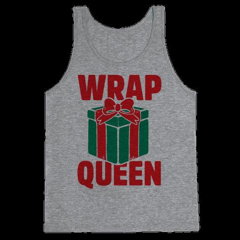 Wrap Queen Tank Top