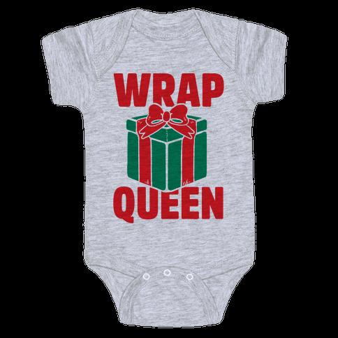 Wrap Queen Baby Onesy