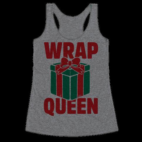 Wrap Queen Racerback Tank Top