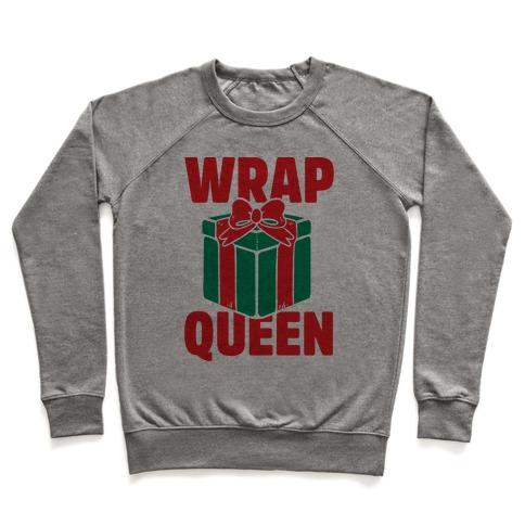 Wrap Queen Pullover