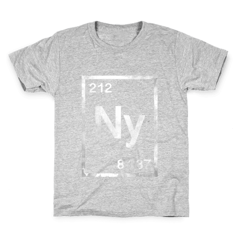 Periodic New York Kids T-Shirt