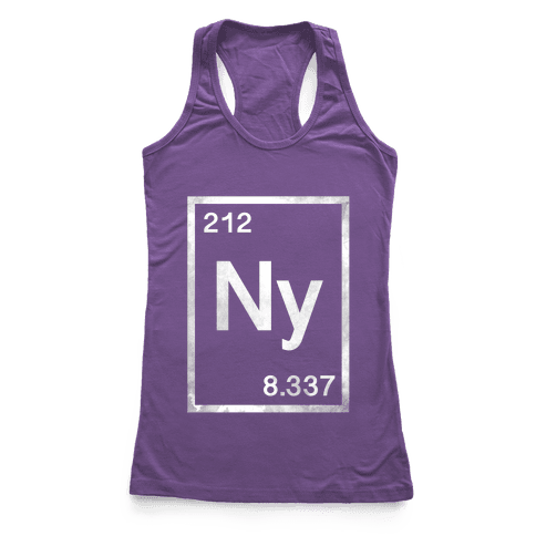 Periodic New York Racerback Tank Top