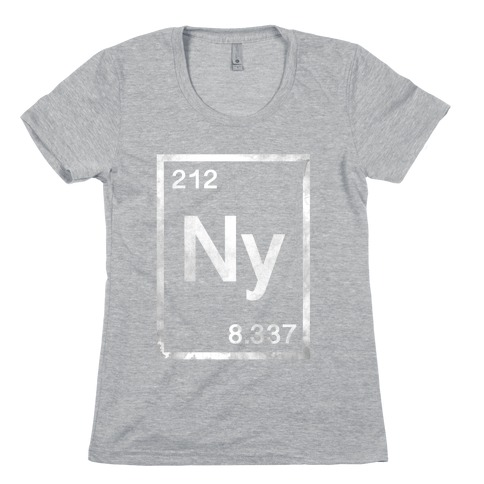 Periodic New York Womens T-Shirt