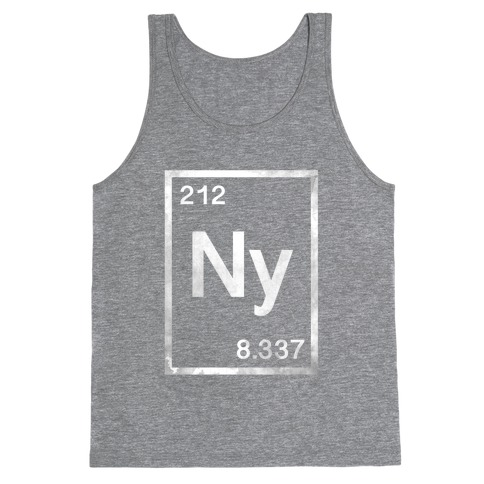 Periodic New York Tank Top