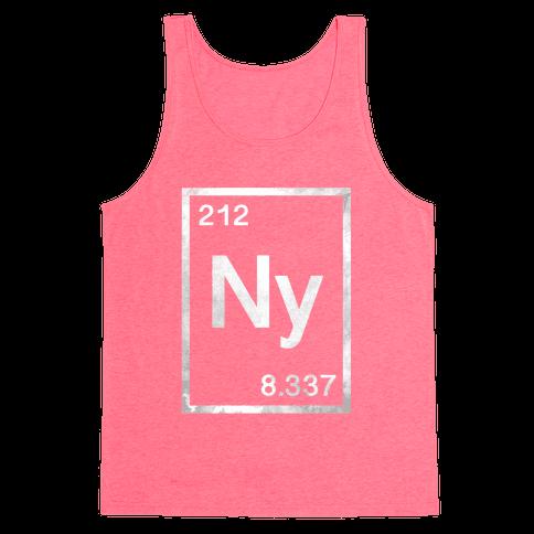 Periodic New York Tank Top