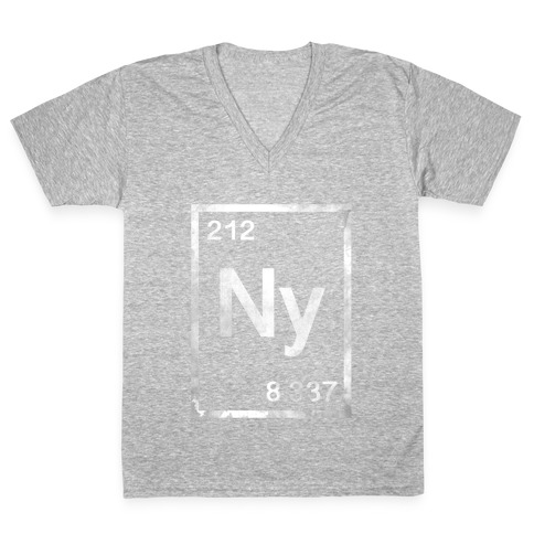 Periodic New York V-Neck Tee Shirt
