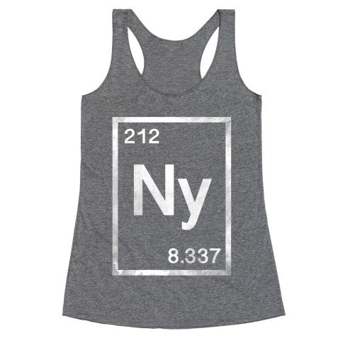 Periodic New York Racerback Tank Top