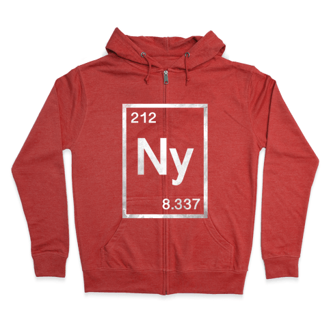 Periodic New York Zip Hoodie