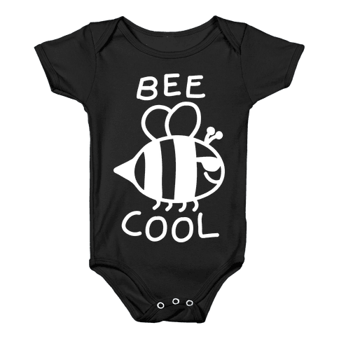 Bee Cool Baby Onesy