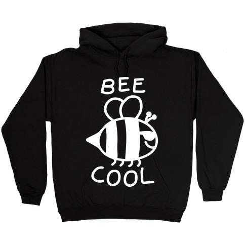 Bee Cool Hooded Sweatshirt