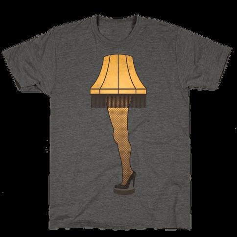 Leg Lamp - TShirt - HUMAN