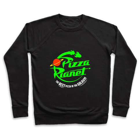 Pizza Planet Pullover
